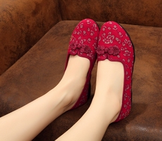 туфли Old Beijing cloth shoes 50