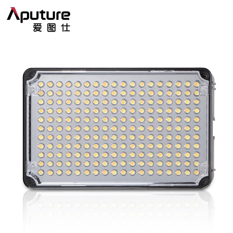 爱图仕LED摄影灯 单反外拍灯相机补光灯婚庆拍摄灯手持便携H198C