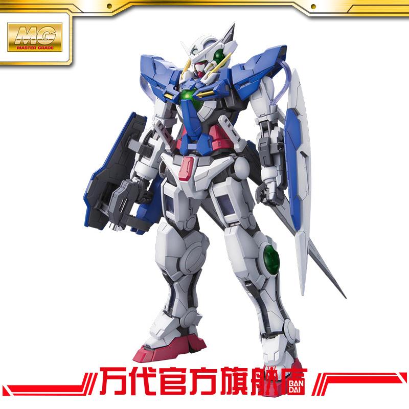 万代-BANDAI模型 1-100 MG 能天使高达(豪华战损版)-Gundam