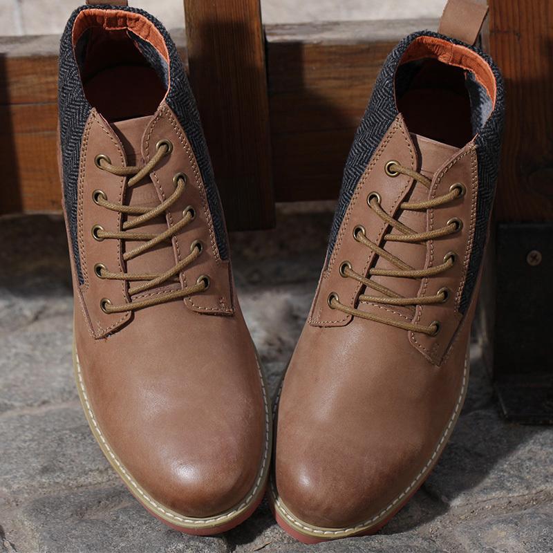 Ботинки мужские Gertop x 3732004 X3732004