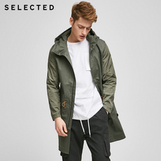 Mens windbreaker Selected 417121536 616 649.5SELECTED