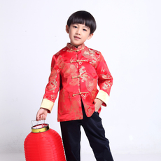 Chinese traditional outfit for children Industrial