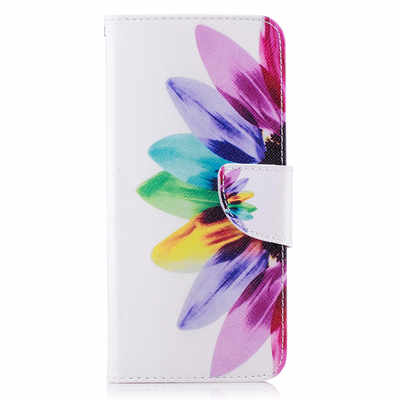 Huawei Mate8 Mobile phone Shell M8 protection sleeve cartoon Mt8 hanging rope anti-fall all-inclusiv...