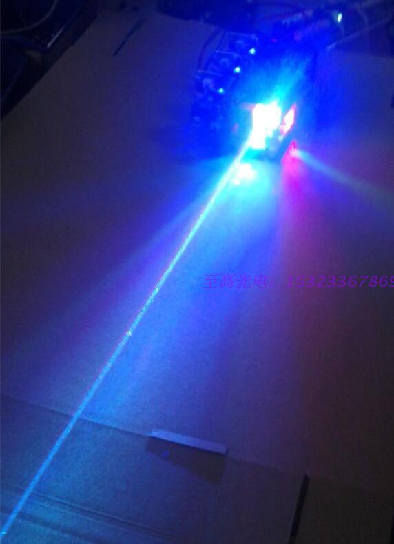 Лазерная указка Стадии лазерного света лазерный цветной цвет модуль лазерных/белый свет 1W-6W красного, зелёного и синего три в один цвет