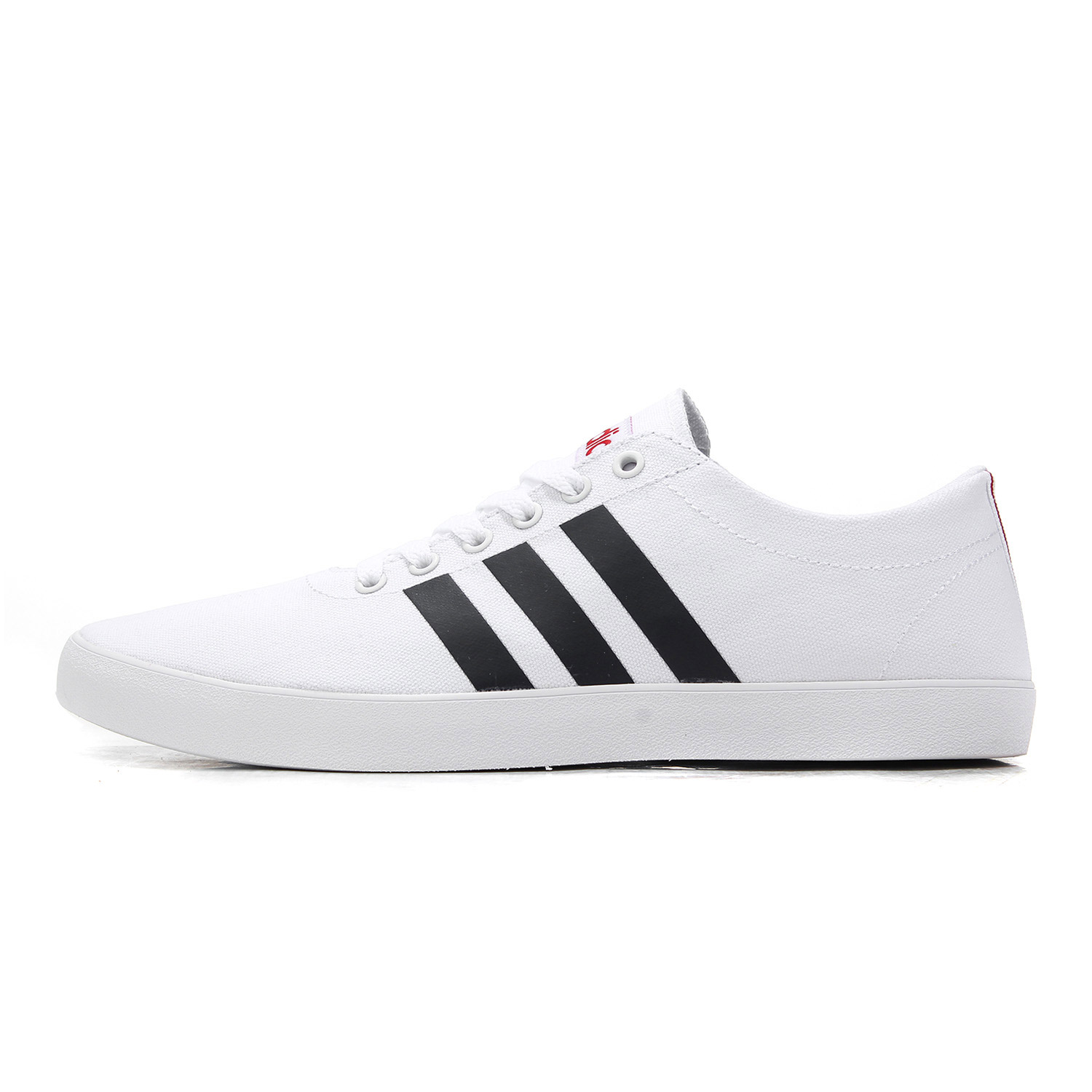adidas canvas shoes mens white