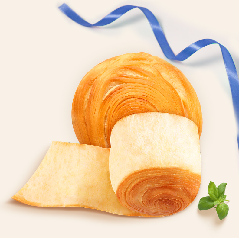 【三只松鼠】手撕面包全麦面包1kg