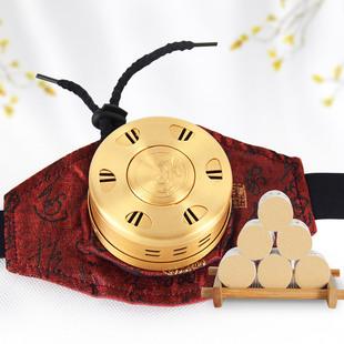 艾灸盒随身灸家用艾灸仪器宫寒熏蒸仪妇科全身家庭式纯铜罐艾条柱
