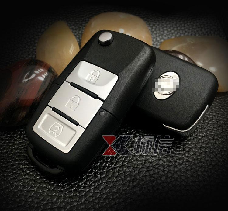 2017款 2017款东风风行菱智增配遥控器V3 M3 M5折叠钥匙改装专用