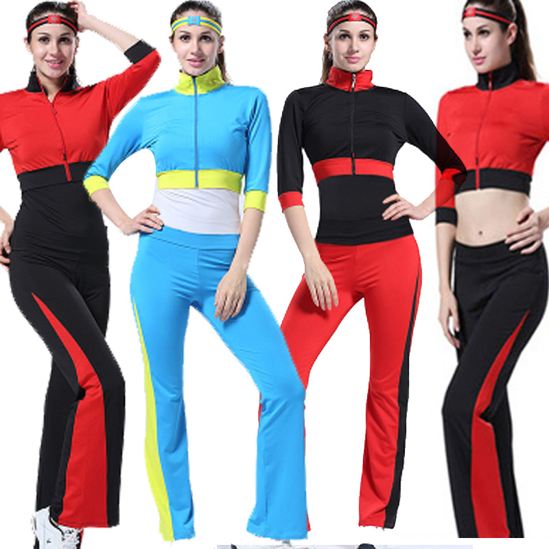 a0ac9cec246a Road Yi Vatican aerobics square dance costumes new suit costumes fitness  dance dance pants trousers · Zoom · lightbox moreview · lightbox moreview  ...