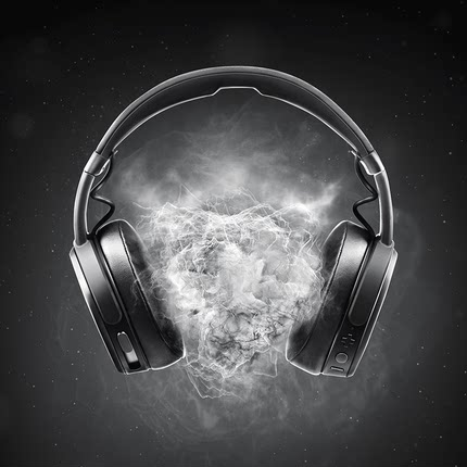 skullcandy Crusher Wireless 无线蓝牙头戴耳机评测点评
