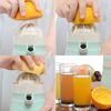 My ex orange juice manual juicer juice orange juice EZ Mini home half cup lemon juice