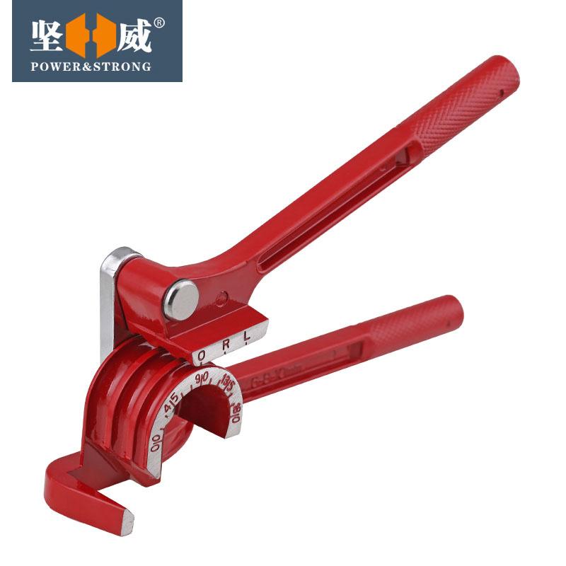 坚威管工具手动弯管器