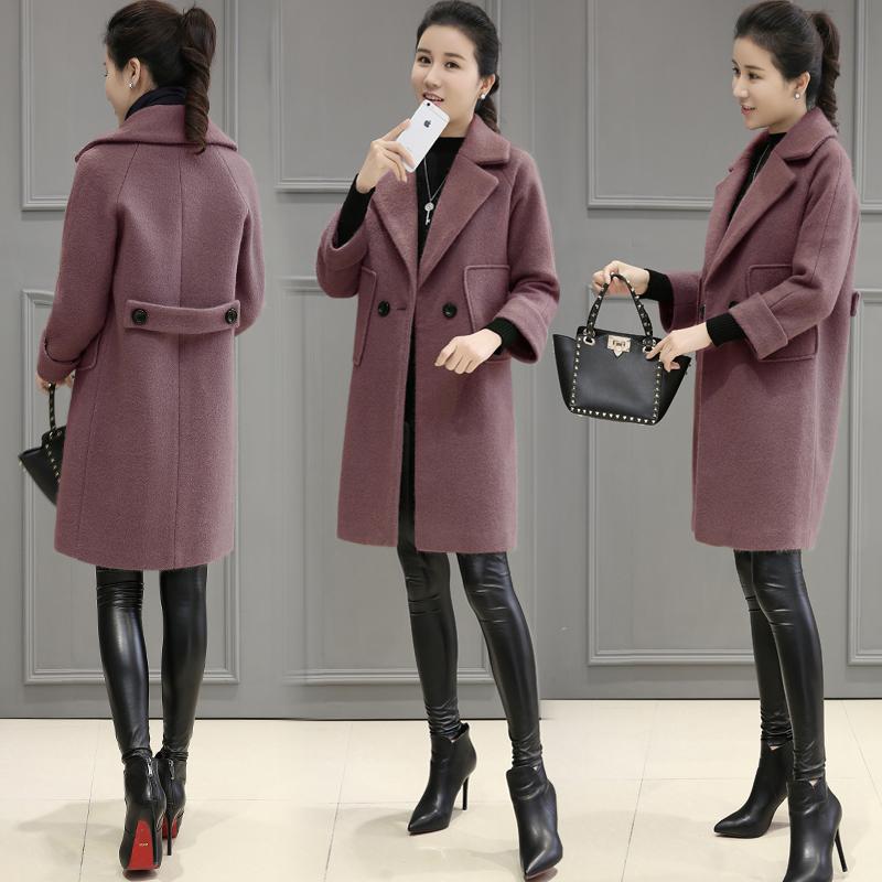 Women coat Tang Rui TR woolen coats 123 2016 Tang Rui