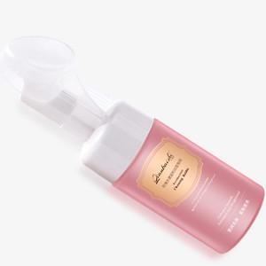千佰氏玫瑰水漾温和洁面泡泡带刷头卸妆氨基酸清洁毛孔洁面慕斯