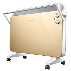艾美特家用取暖器浴室防水暖风机卧室客厅节能电暖气速热电暖风