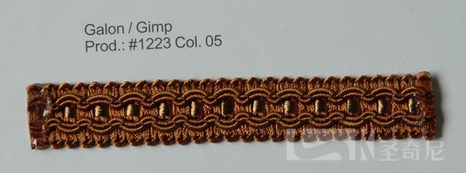 圣奇尼丝质装饰花边1223-05
