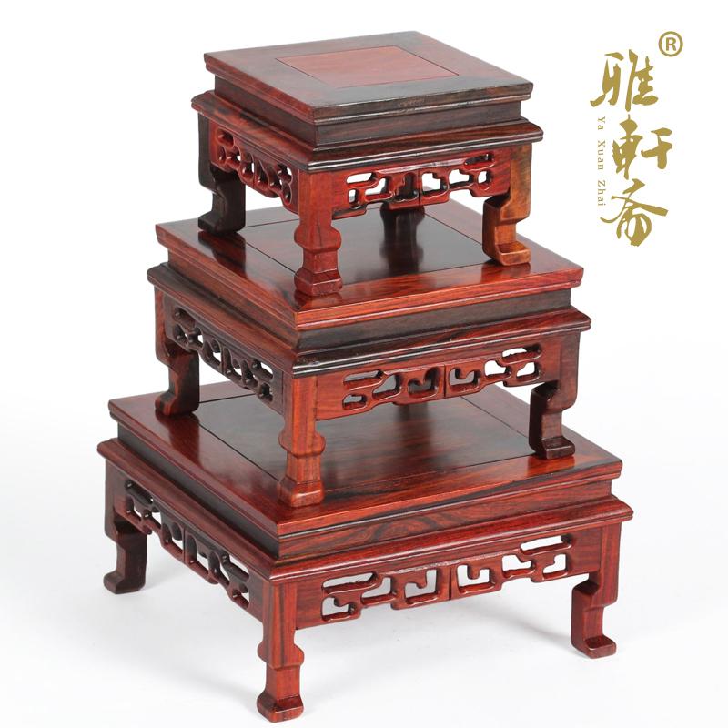 雅轩斋红木雕工艺品摆件2012060506