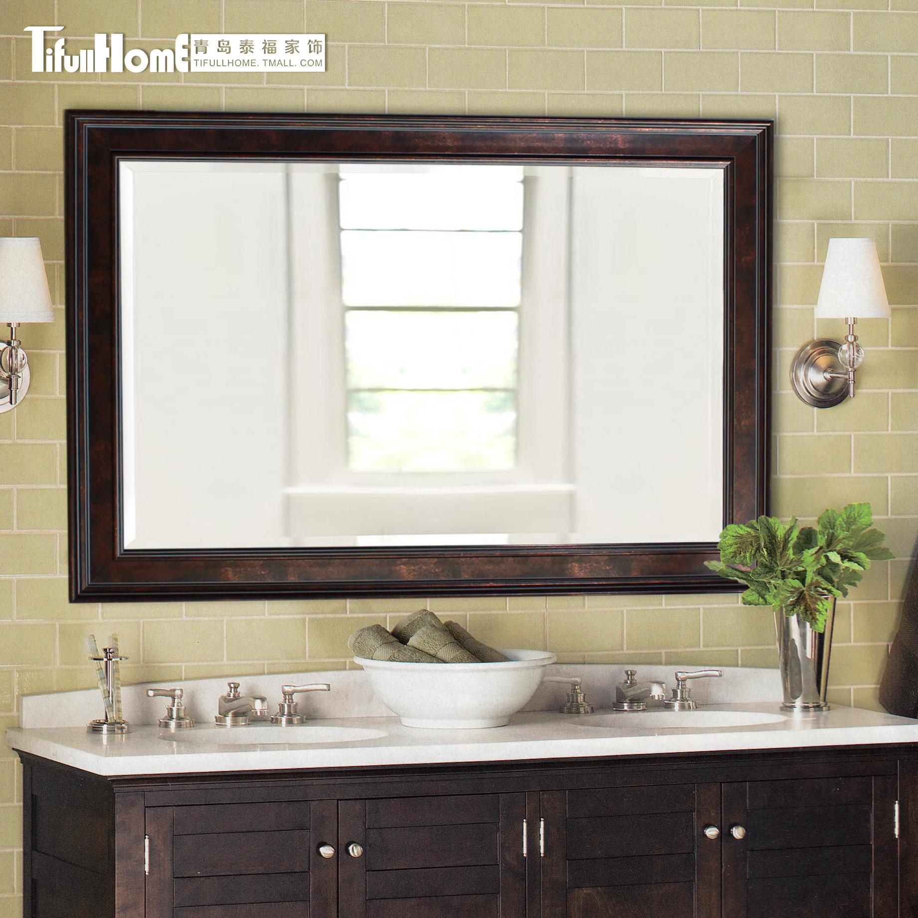 泰福欧式卫浴镜