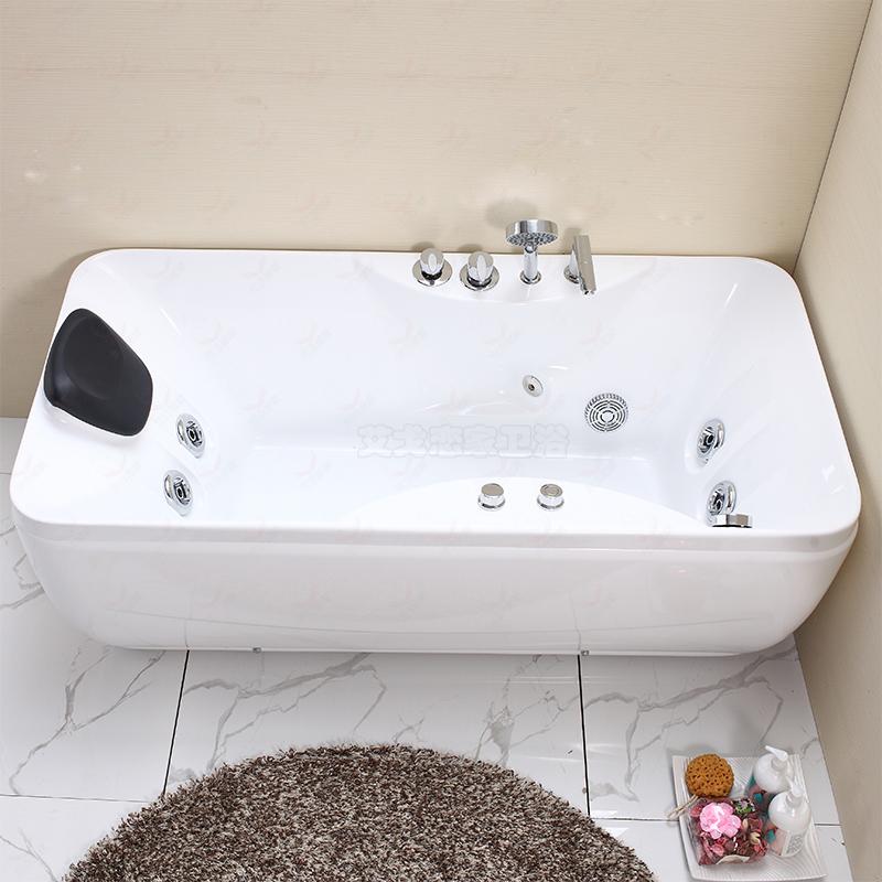 艾戈恋家压克力五件套龙头浴缸5109