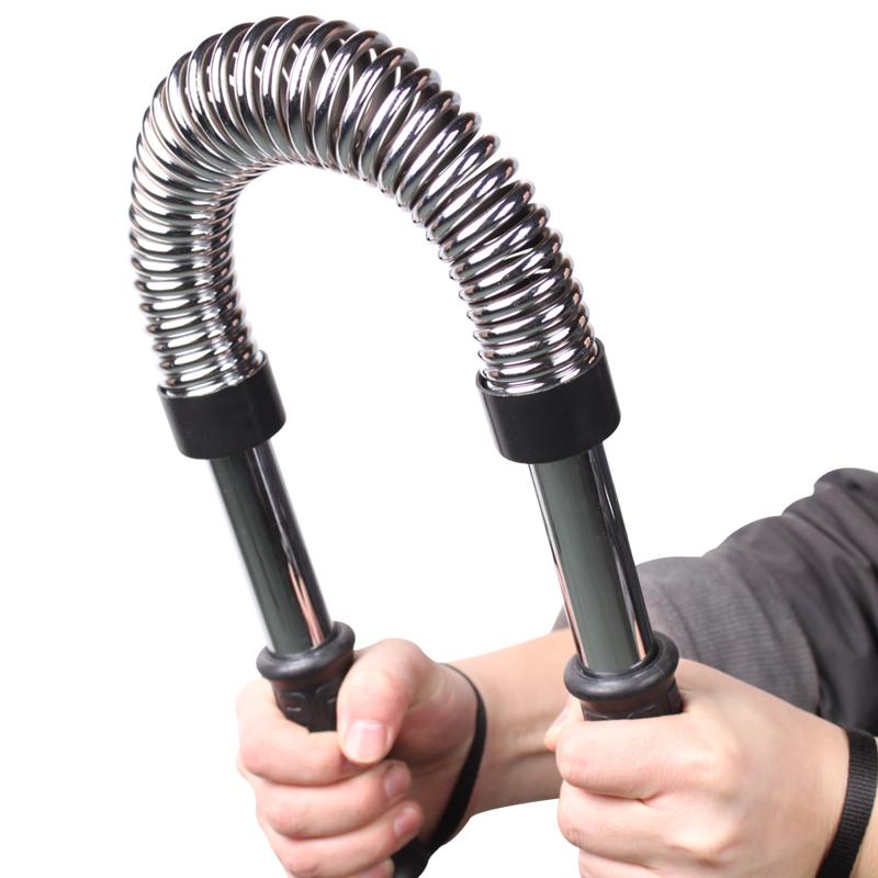 优速臂力器握力棒20-30-40-50-60公斤男女士健身器材臂力棒扩胸器