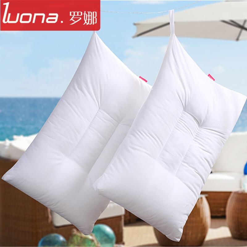罗娜可水洗枕头枕芯LN22006