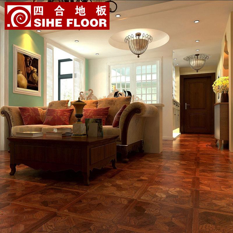 四合实木复合地板607000000820003
