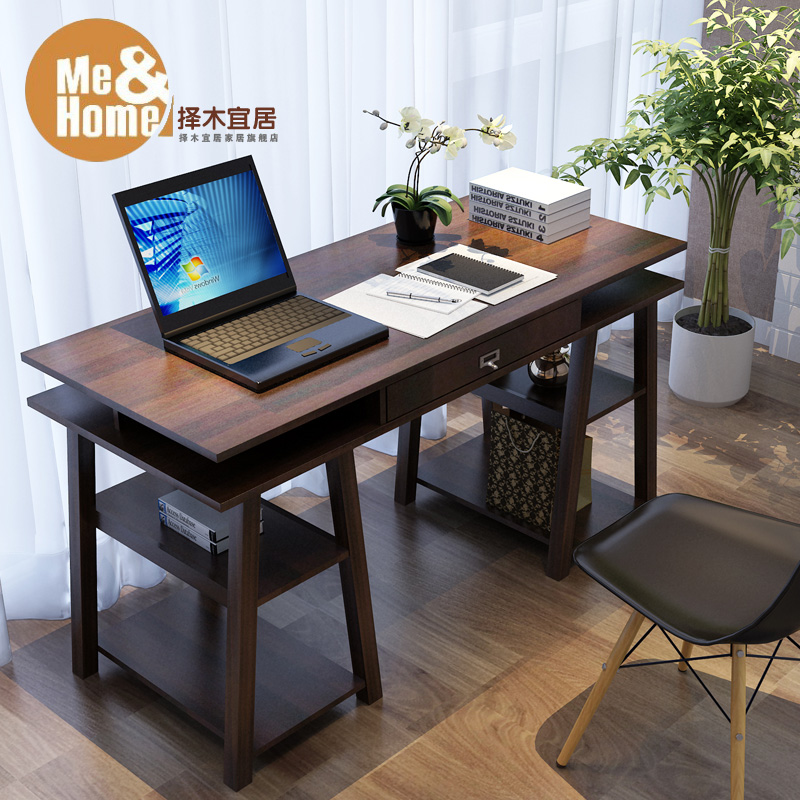 择木宜居简约书桌JS22