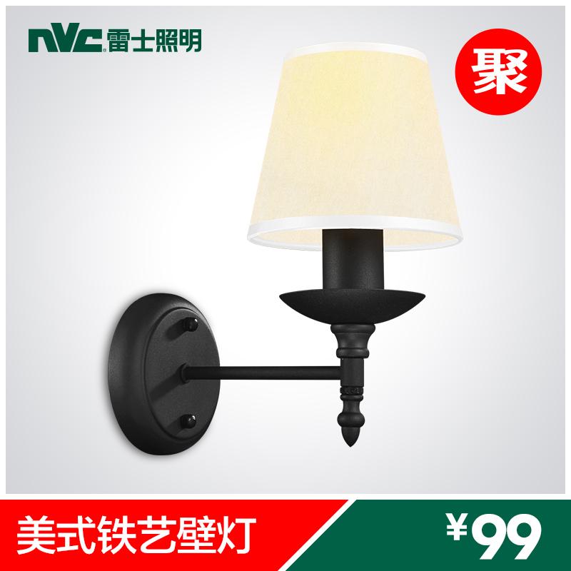 雷士照明简约现代床头灯ENFB9005/A
