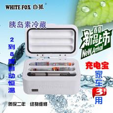 Автомобильный холодильник The white fox