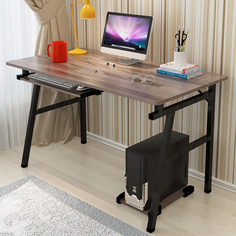 亿家达简易台式电脑桌F289电脑桌
