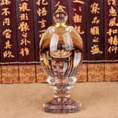 广缘德摩尼宝塔风水摆件铜螺丝口密封舍利塔佛教佛堂用品居家摆件