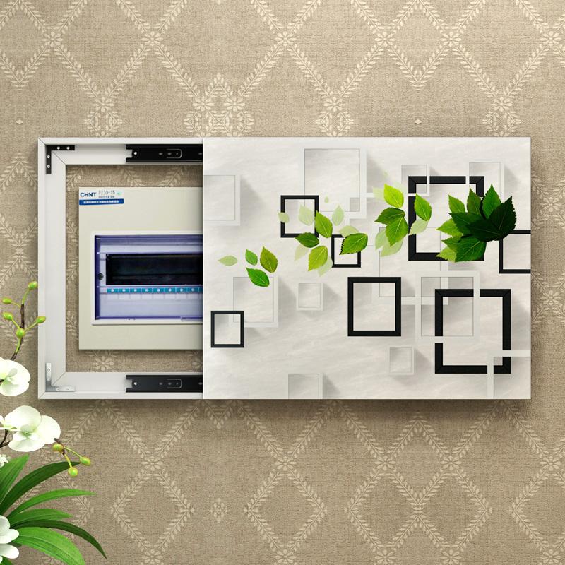 蔓斯菲尔电表箱装饰画XYL17
