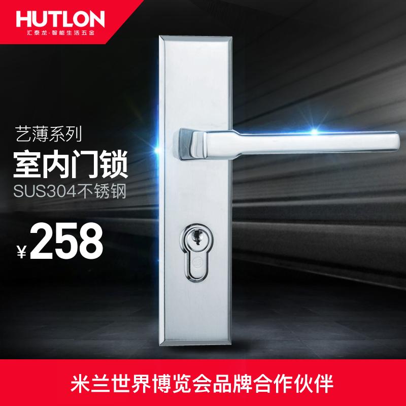 汇泰龙304不锈钢现代室内木门hd67845
