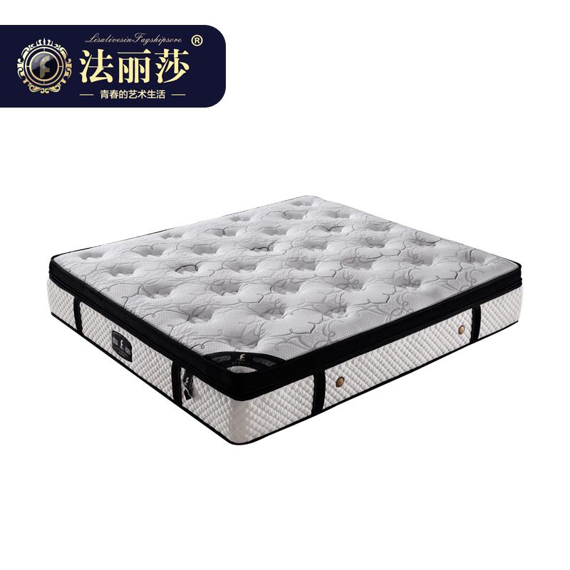 法丽莎家具k1特级椰碳记忆棉床垫ZN1306