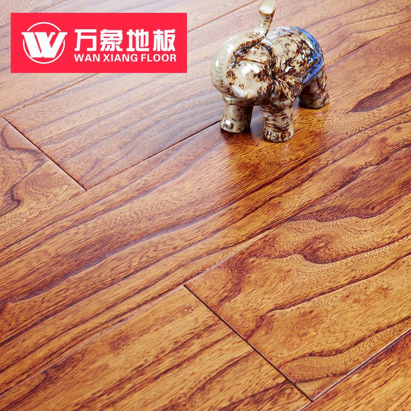 万象实木复合地板DF015