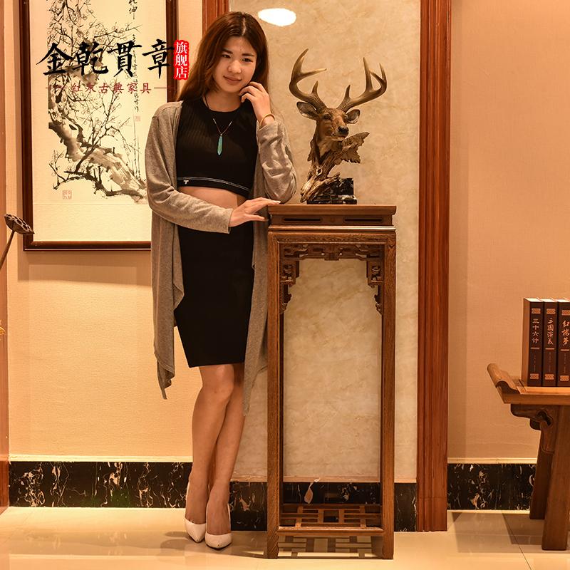 金乾贯章室内落地花架zxg-j107