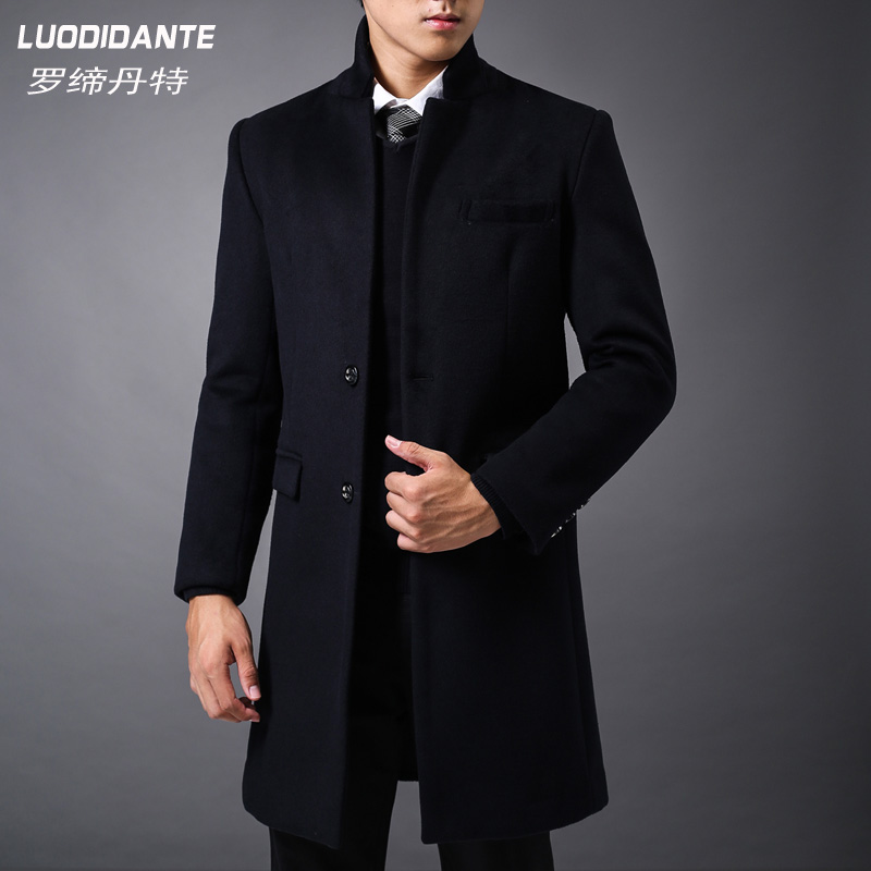 Men's coat Luo Didan 008