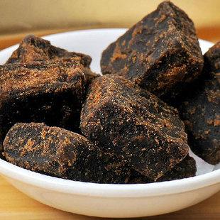 买三送一正宗 贵州古土法红黑糖块 纯手工甘蔗熬制 月子黑糖250g