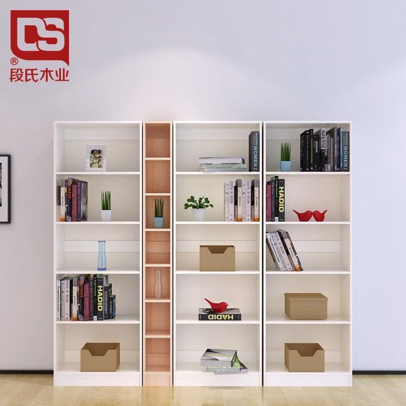 段氏木业自由书书柜