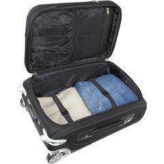 美国直邮 DENCO SPORTS CT39-228653 男21寸双轮拉杆旅行箱