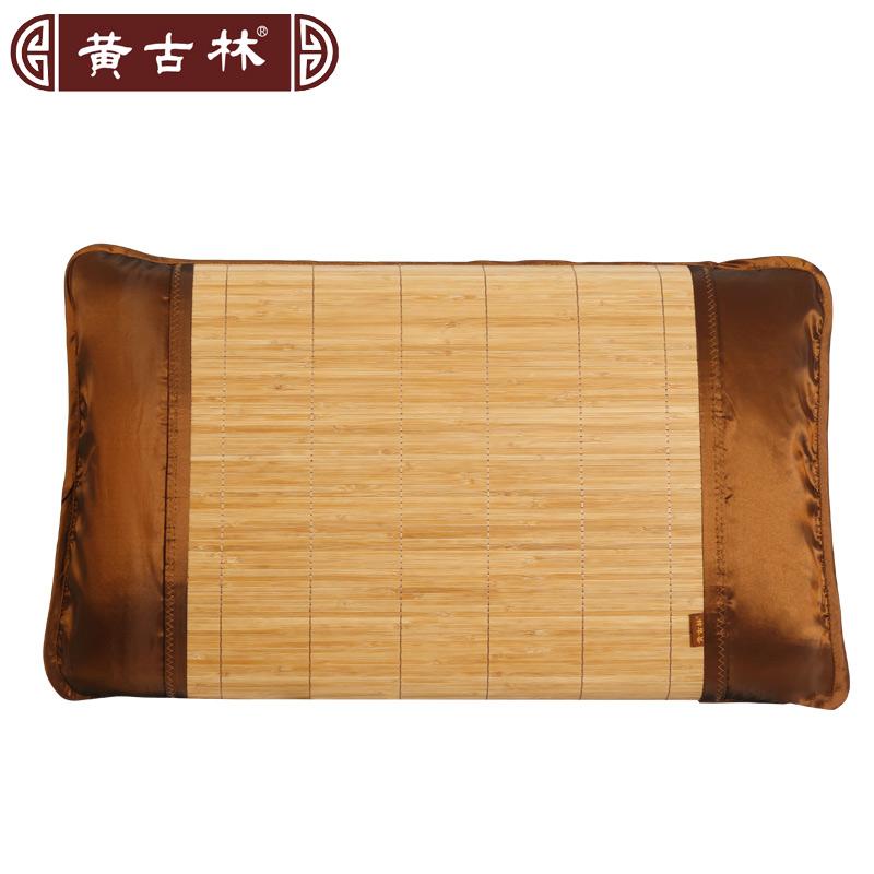 黄古林文竹枕套YC-495