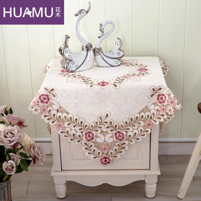 花木欧式床头柜罩玛奇朵 床头柜罩