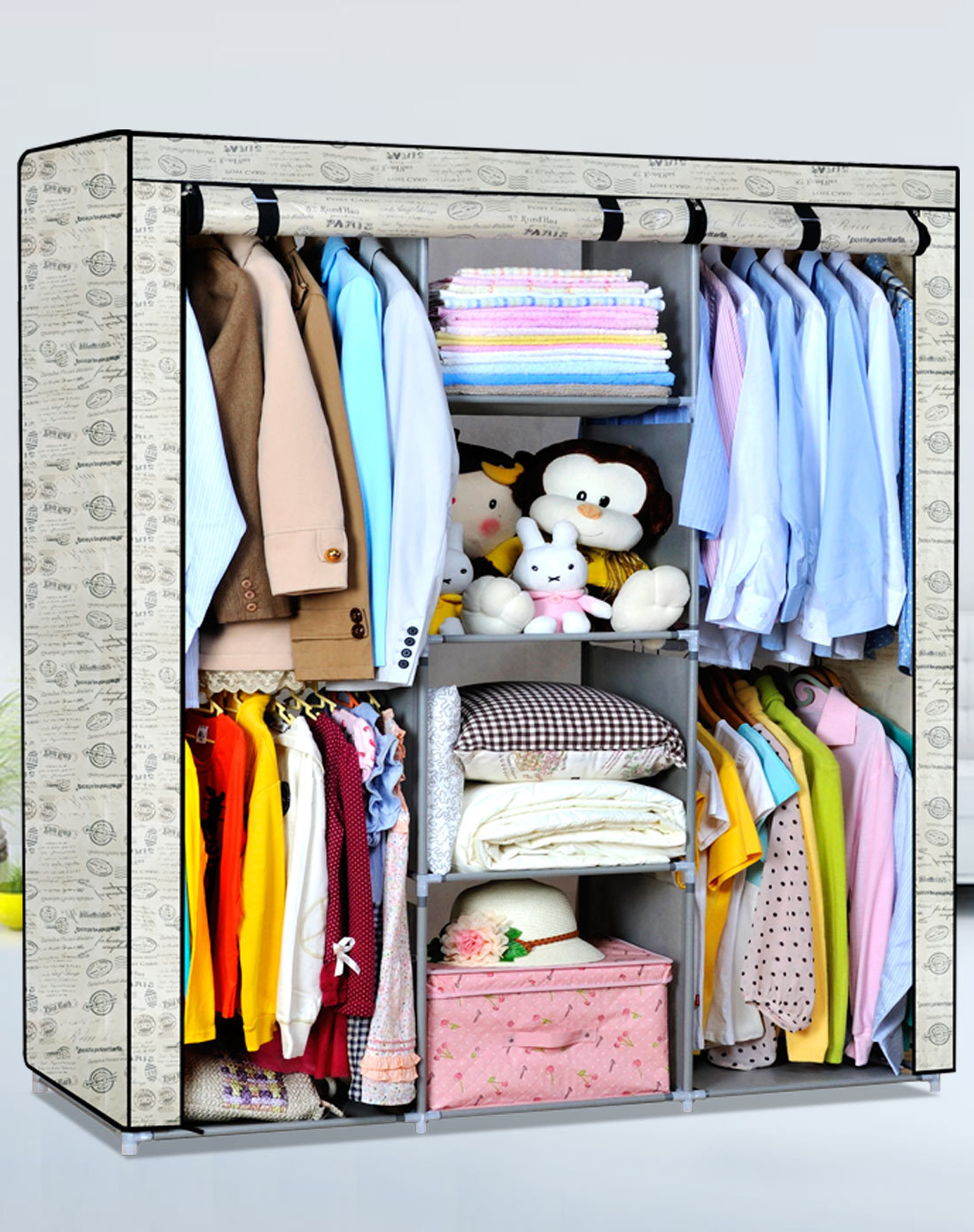 Гардеробный шкаф gudxon 1.33mi wy13133h, купить в интернет м.