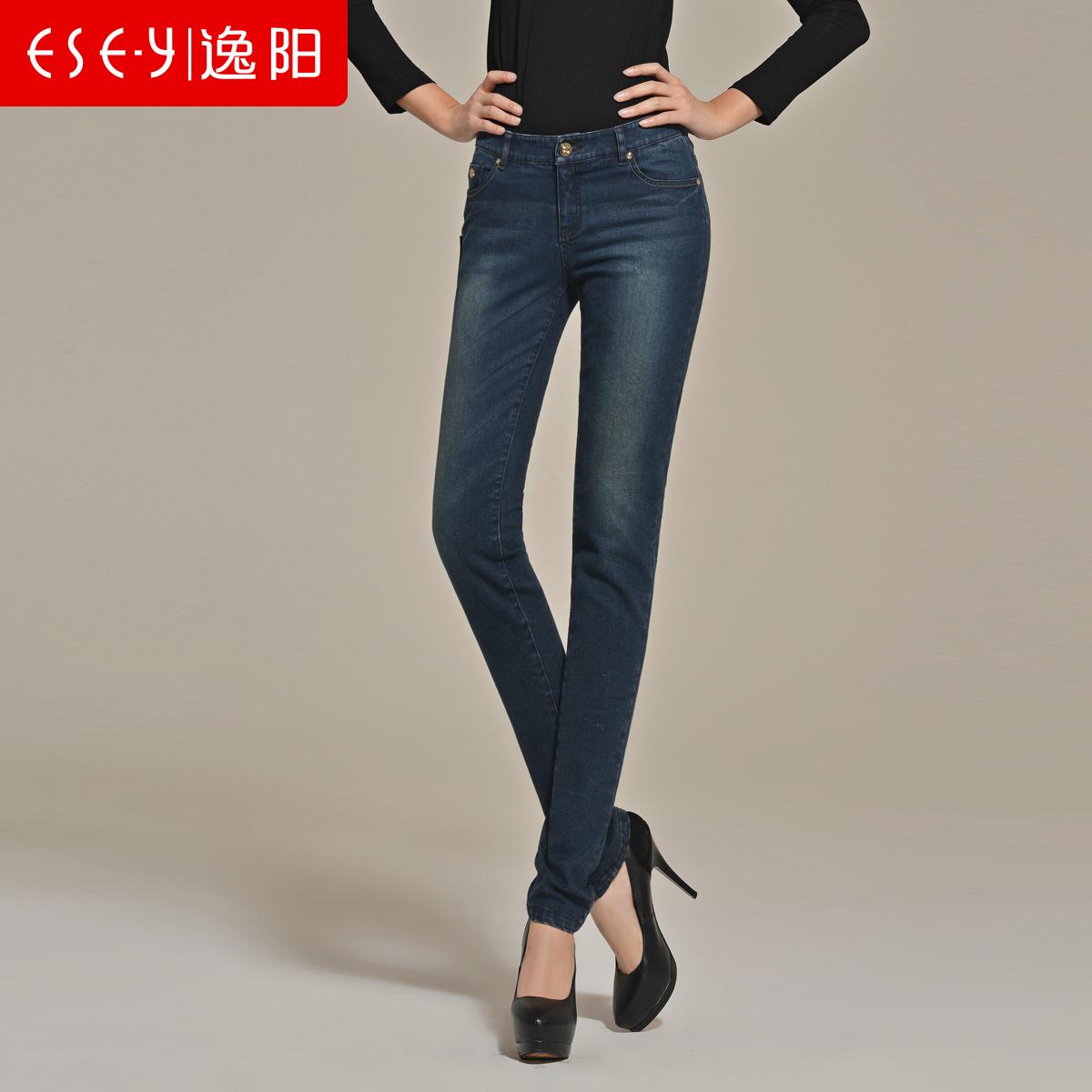 Джинсы женские Ese y es0340x 0340X Ese · y / Yi Yang