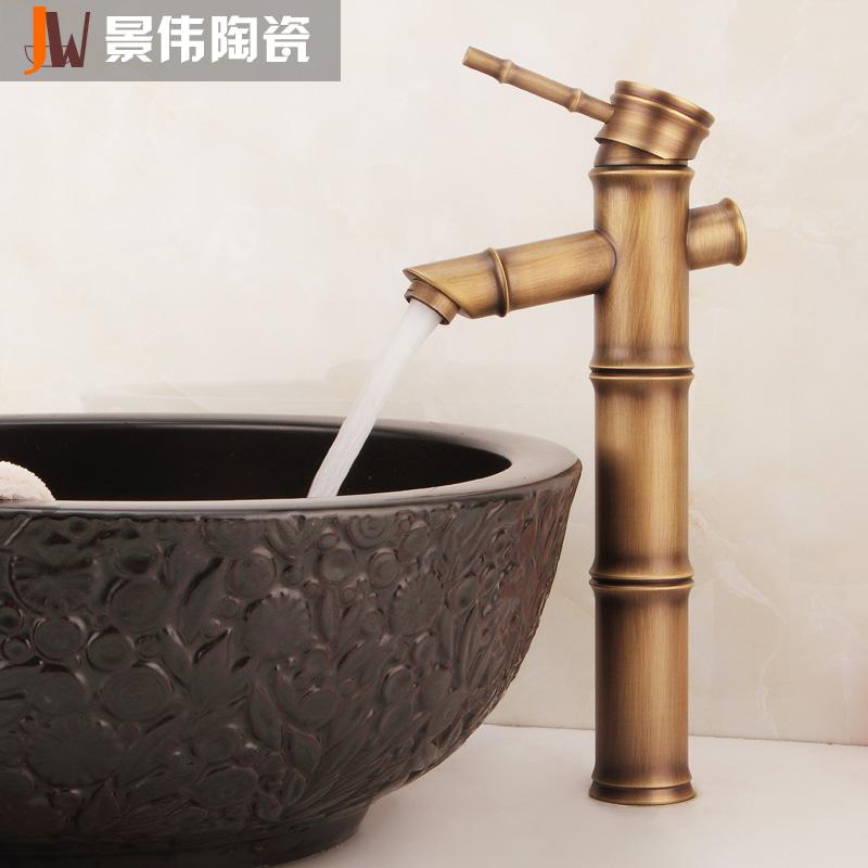 景伟卫浴欧式台盆水龙头jw6015