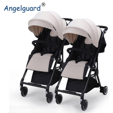 Stroller for twins Angelguard