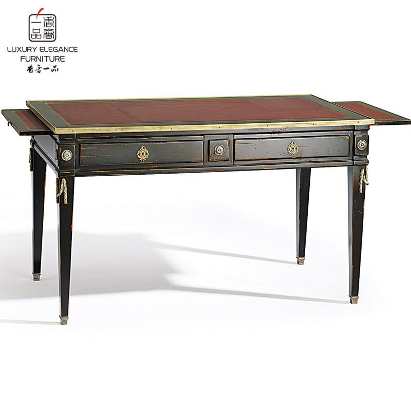 香奢一品家具美式书桌AD-150