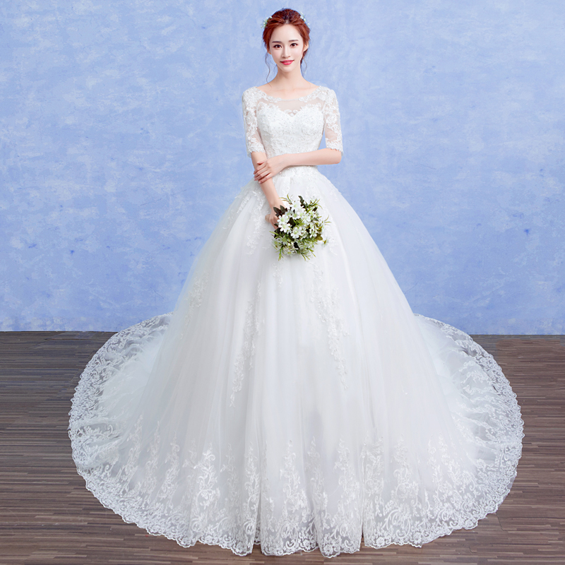 Wedding dress The recalled dreams cents ni h089 2017