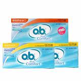 o.b.PROCMFORT 普通型*2量多型*1 卫生巾