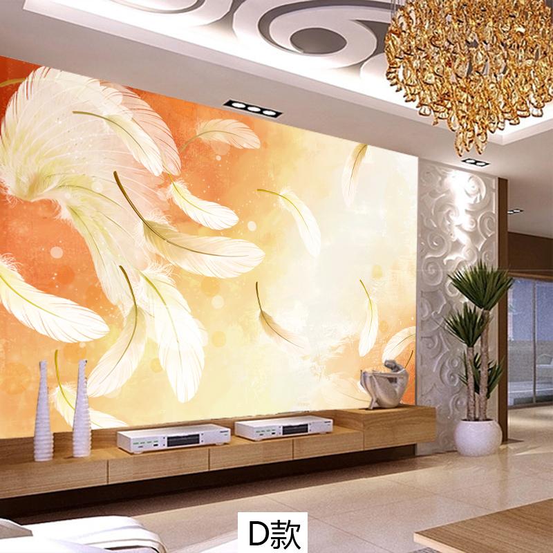艺舍墙纸5d凹凸壁画墙